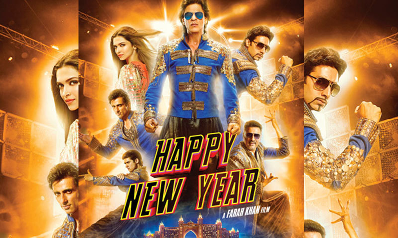 Happy New Year Indian Movie 56