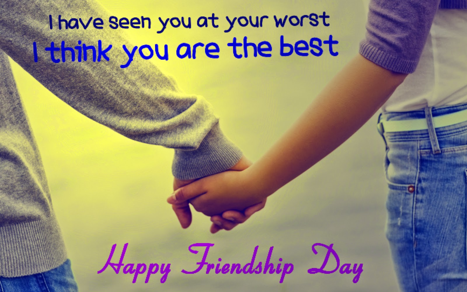 Happy Friendship Day Love Quotes Daily Roabox