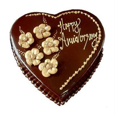 Anniversary Chocolate Cake Design : Happy Anniversary Cakes, Gifts And Msg Daily Roabox
