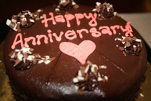 Cake Pic With Msg : Happy Anniversary Cakes, Gifts And Msg Daily Roabox