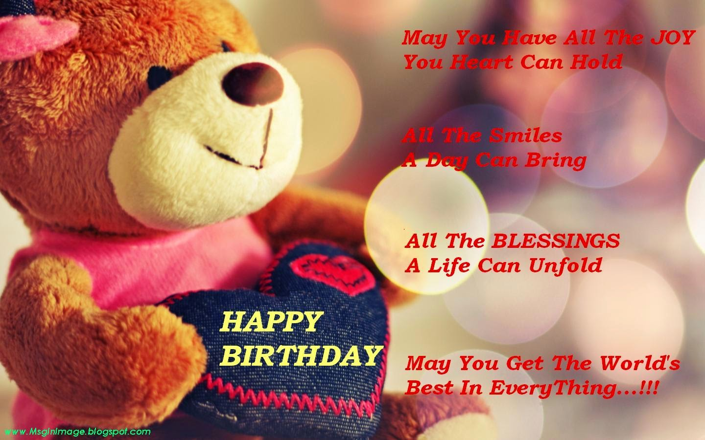 Funny Birthday Quotes For Your Girlfriend : Happy birthday wishes messages for boyfriend and girlfriend daily roabox
