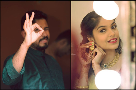 Abish Mathew got engaged to Archana Kavi