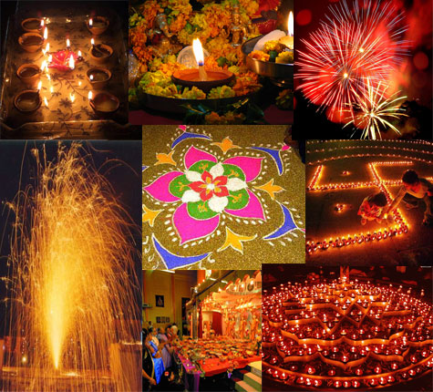 Diwali Celebrations in India | Daily Roabox