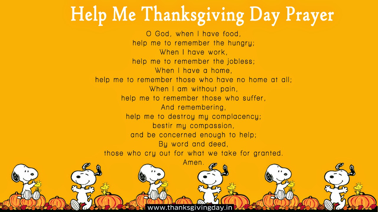 a thanksgiving day to remembe