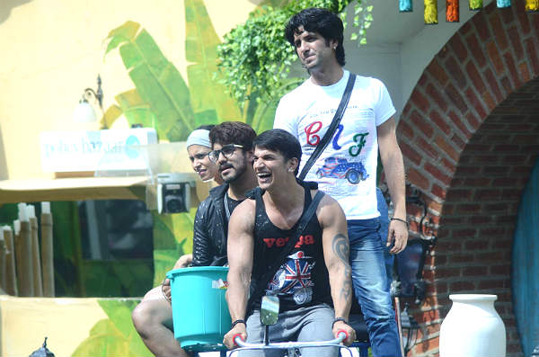Bigg Boss 9: Puneet Vashist Voted Out of the House