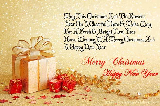 May this christmas end the present year on a cheerful note and make way for a fresh and bright new year, Merry christmas