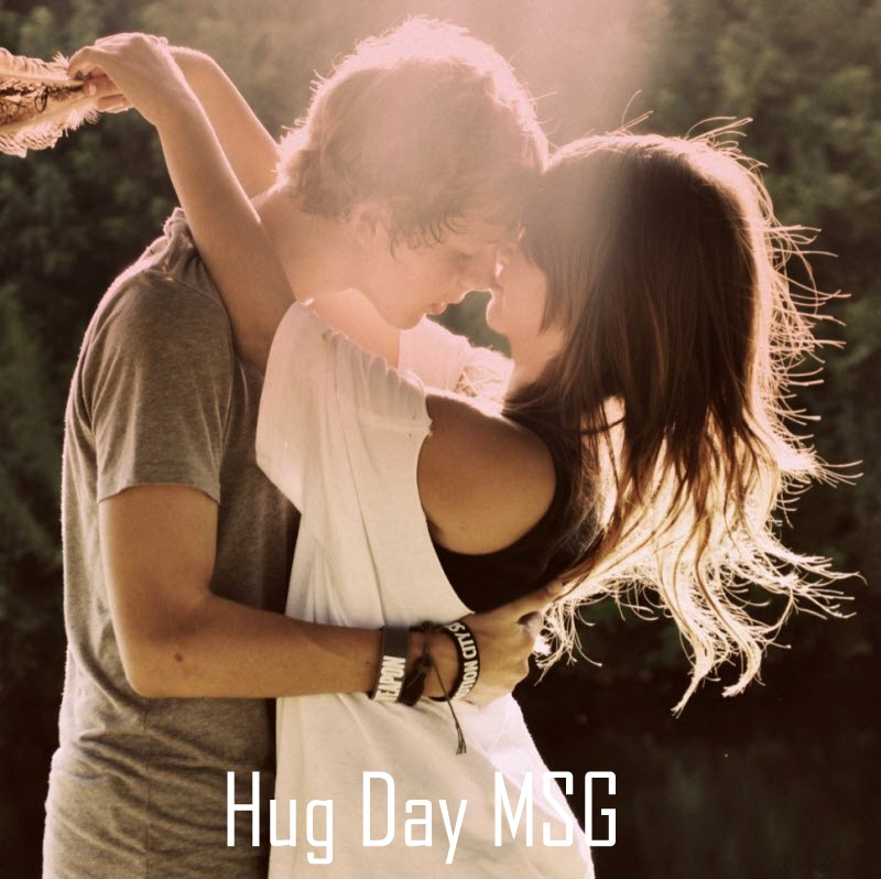 Happy Hug Day Messages, SMS, Wallpapers for Boyfriend ...