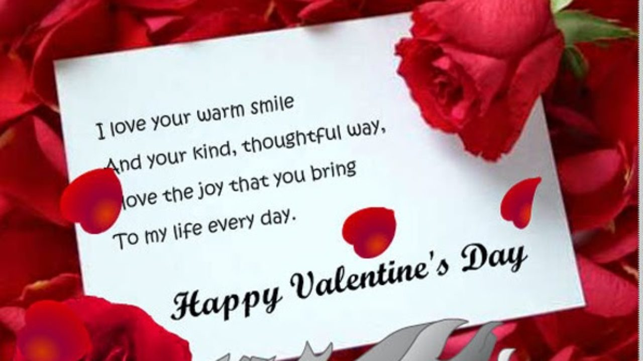 Happy Valentines Day Messages for Boyfriend - Daily Roabox  Daily