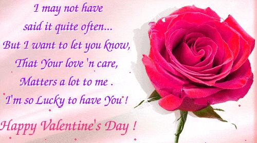 Happy Valentines Day Quotes And Sayings; U201c