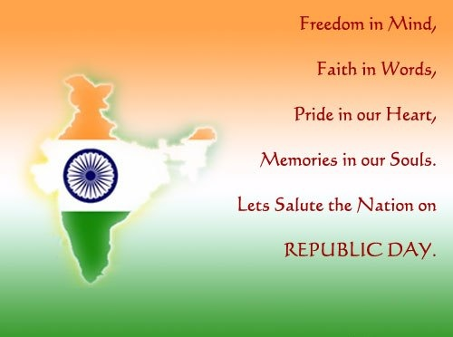 Best Happy Indian Republic Day SMS HD Images for free download