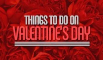 Things to do on valentine day