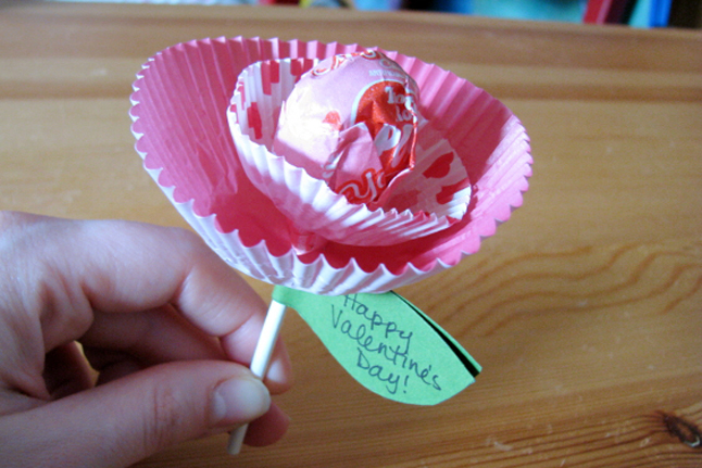 Valentines Day Crafts that do not Need any such Skills