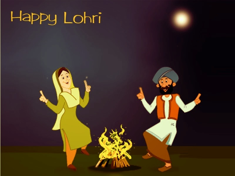 Happy lohri best wishes and greetings daily roabox happy lohri best wishes and greetings m4hsunfo