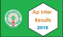 AP Inter 1st and 2nd Years Results declared on 19 April 2016 at www.results.cgg.gov.in
