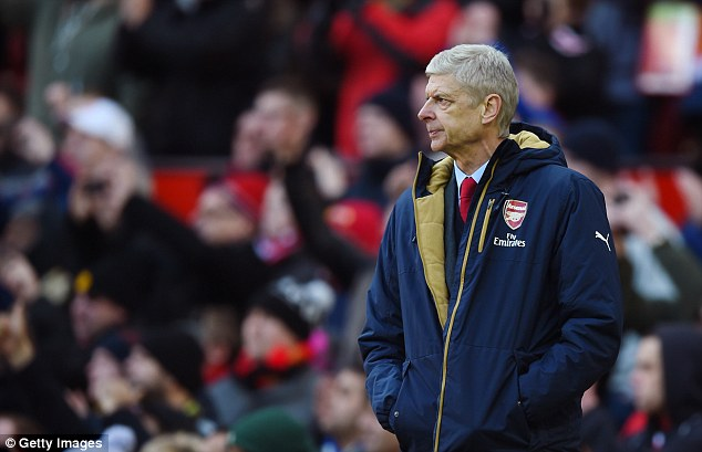 Arsene Wenger Doubt over Arsenal Top Four (2)