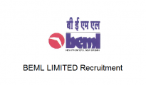 BEML Recruitment 2016 for various vacancies- Management trainee, Office Assistant Trainee