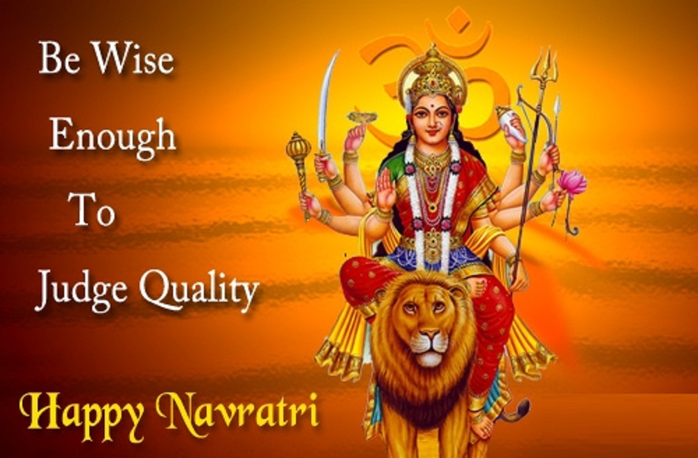 Happy Navratri 2016 Navratri Messages, Sayings, Wallpapers to Celebrate