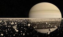 NASA Probe Alien Dust Samples near Saturn (2)