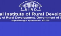 National Institute of Rural Development and Panchayati Raj, NIRD recruitment 2016 for Posts of 20 Assistant Director, State Team Manager