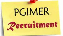 Postgraduate Institute of Medical Education & Research, PGIMER Chandigarh Recruitment 2016 for 281 Posts of Lower Division Clerk, Staff Nurse & Various Vacancies