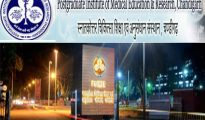 Postgraduate Institute of Medical Education and Research, PGIMER Chandigarh Recruitment 2016 for 4 posts of Field Data Quality Supervisor