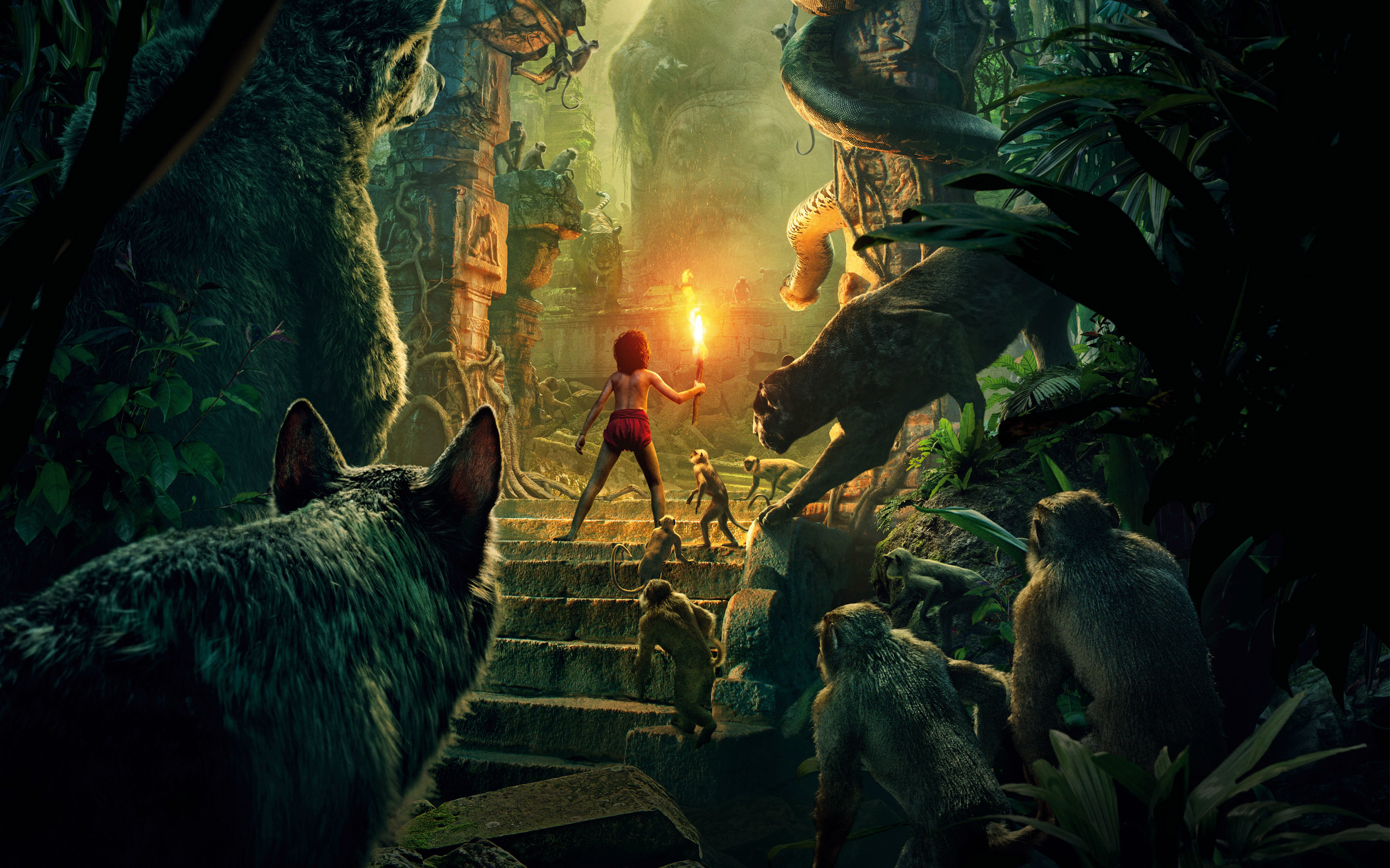 The Jungle Book Movie becomes Highest Grosser in 2016, collected Rs. 132.96 cr, till now.