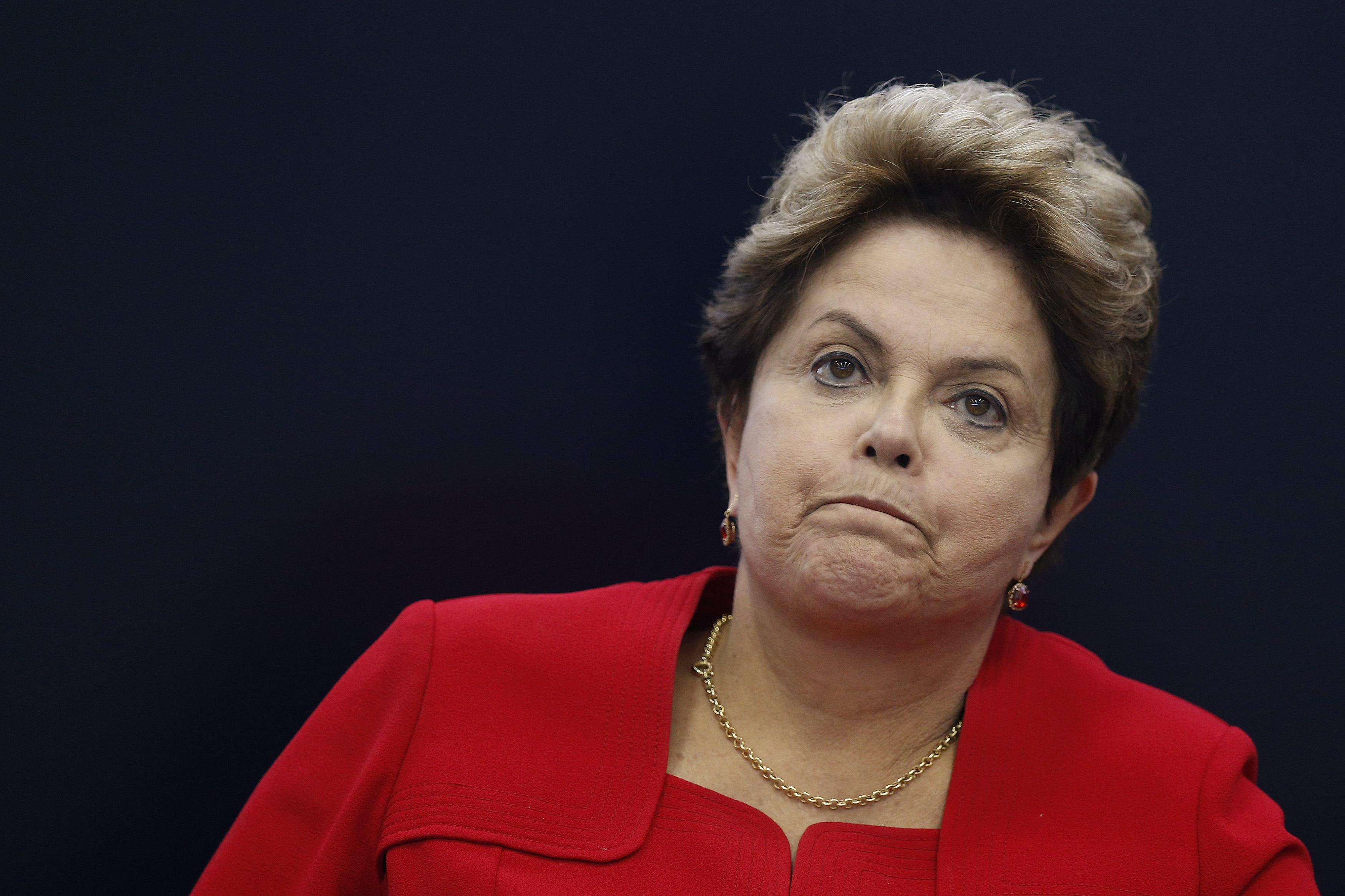 Brazil's Rousseff Vows to Fight against Senate Impeachment Trial