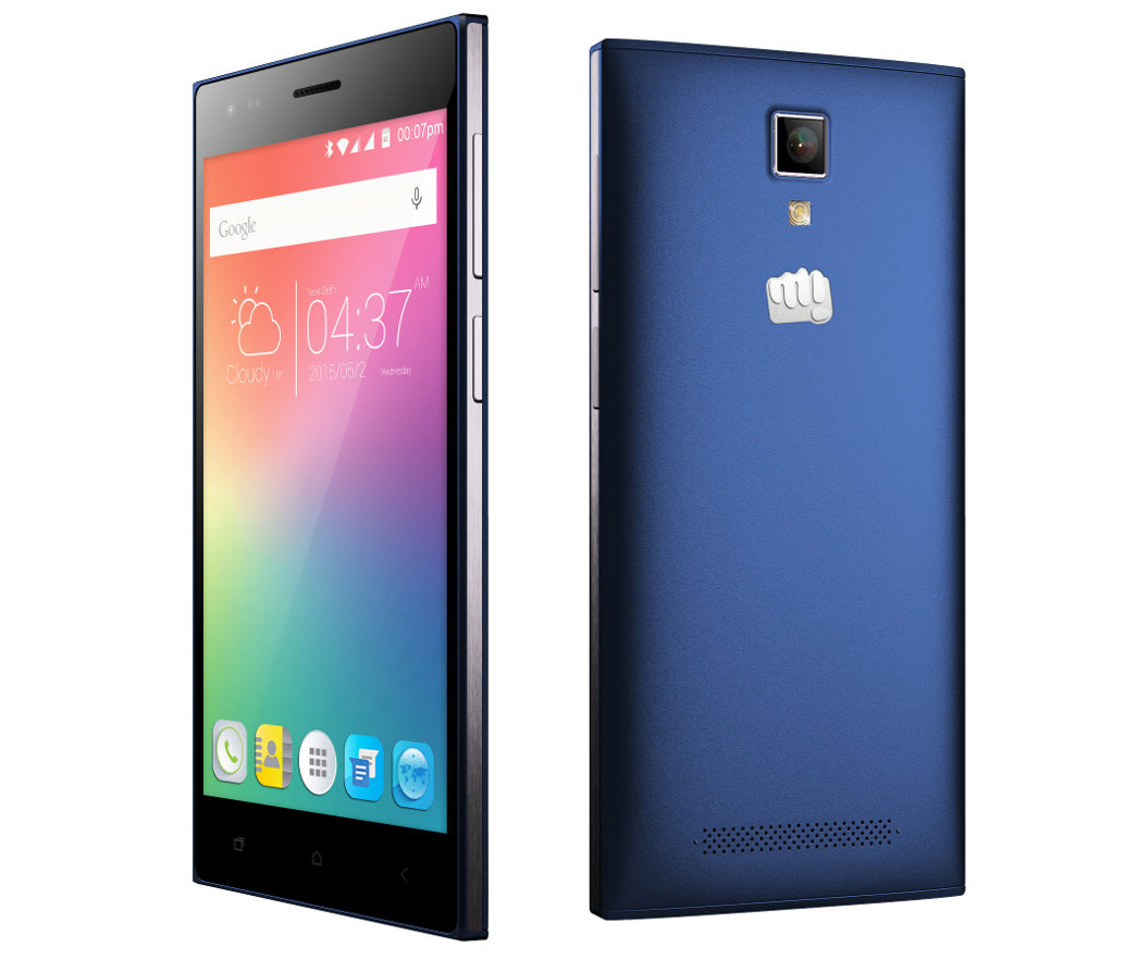 Micromax Canvas XP 4G Launched at Rs. 7,499, full specifications and features