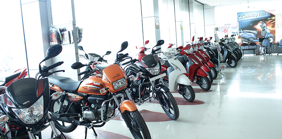 Hero MotoCorp Shares Were Choppy, Q4 on Friday (1)