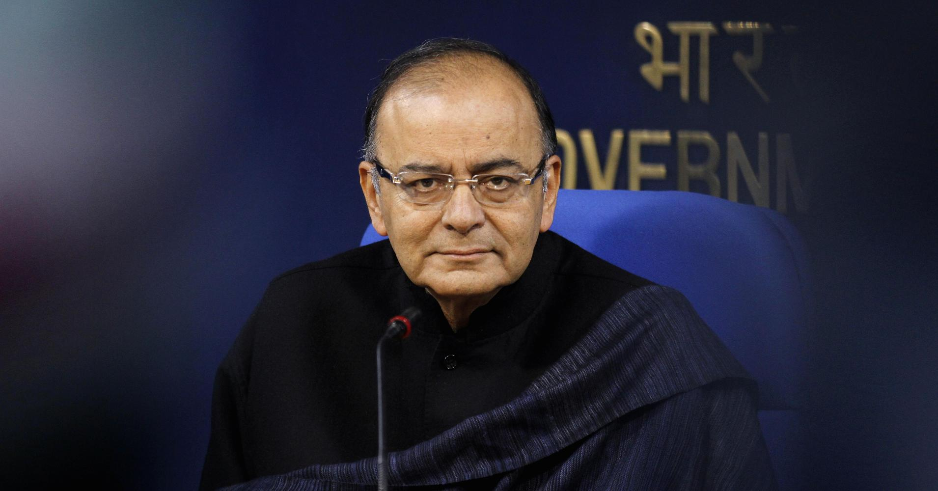 Indian Economy Growth Depend on Good Monsoon, Arun Jaitley
