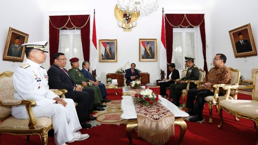 Indonesia, Malaysia, Philippines Agree to Boost Sea Security (1)