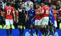 Manchester United Make Leicester City Wait for Title