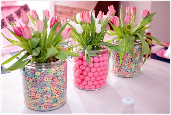 Mother S Day Table Decorations Loris Decoration