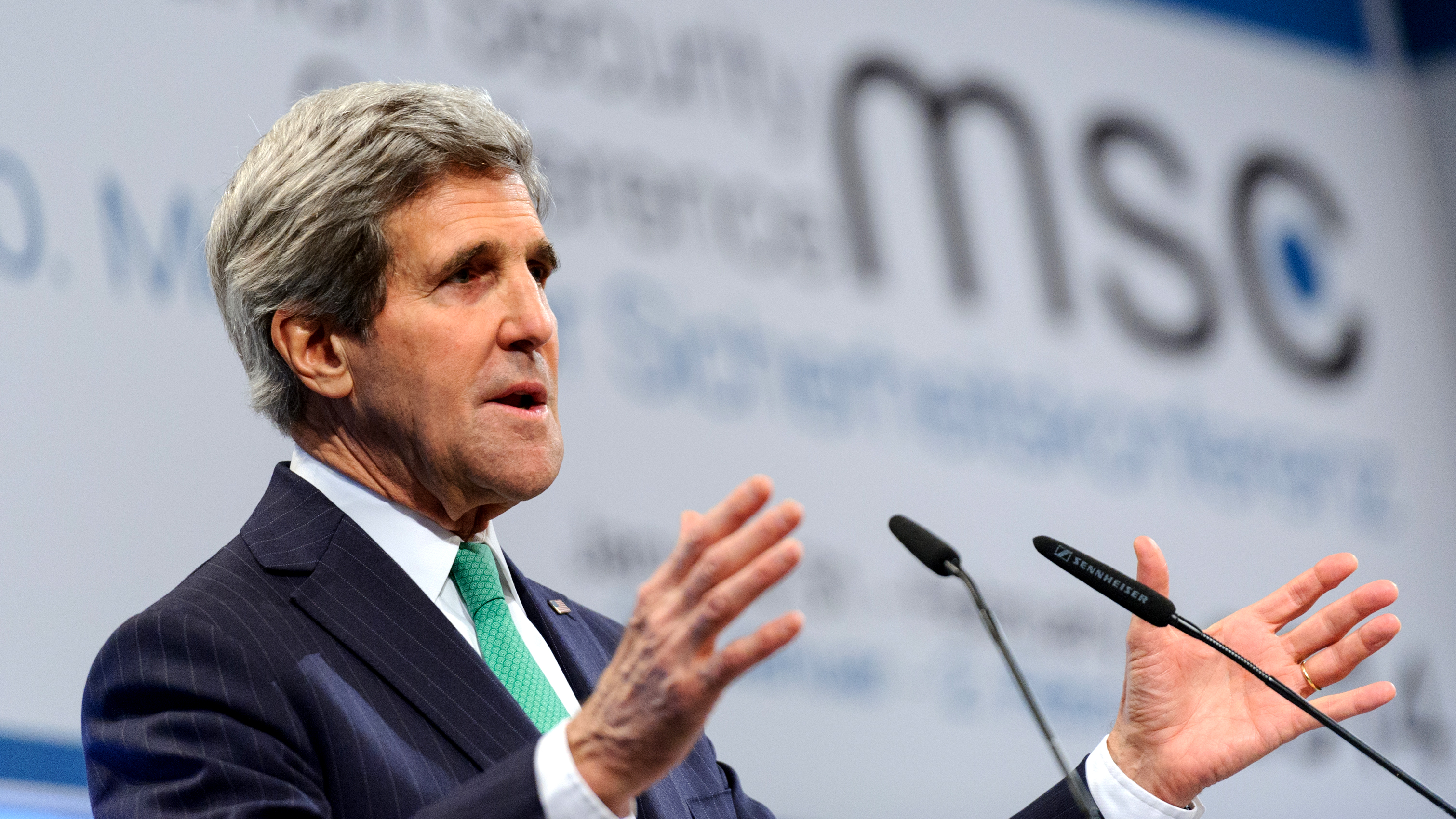 Reporting Truth is Not a crime: John Kerry