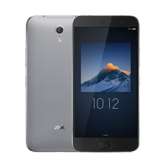Lenovo Zuk Z1 Launched at Rs. 13,499, Full Specifications and features