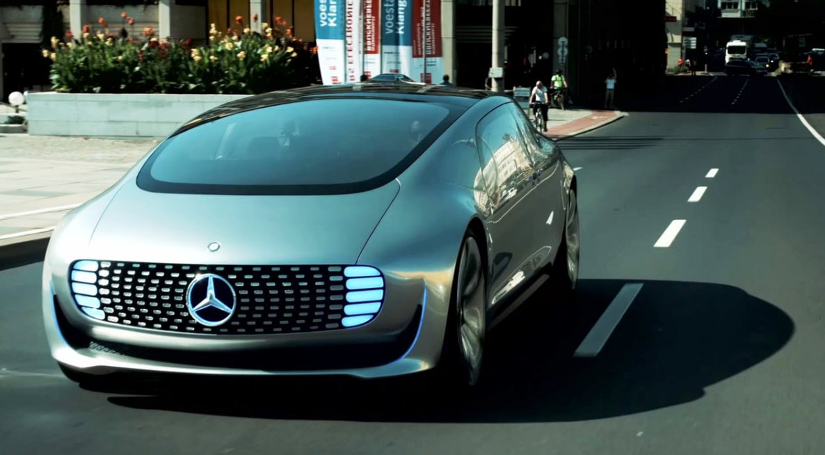 Four Massive Trends Set To Redefine How We Drive