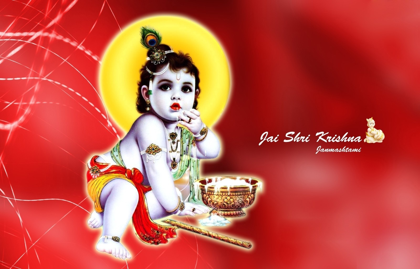 Happy Krishna Janmashtami Images Pictures Wallpapers WhatsApp DP Pics for Awesome Festival 10