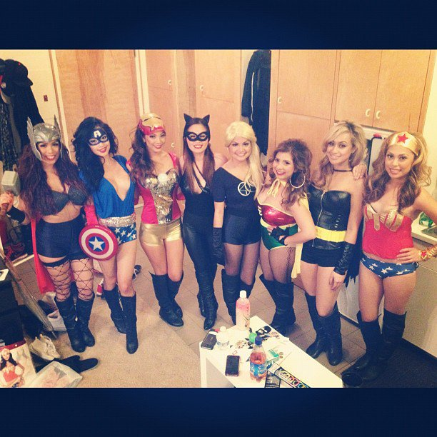 Halloween 2016 Group Costumes | Group Costume Ideas for ...