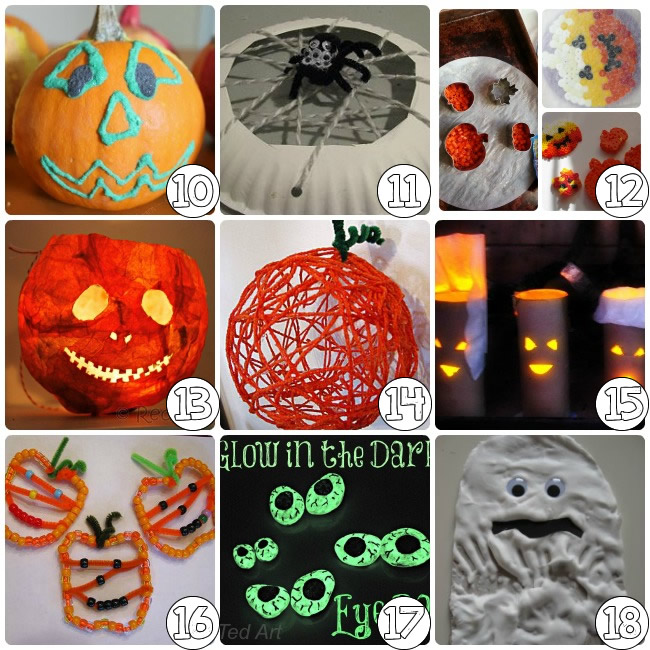 Halloween Craft Making Ideas