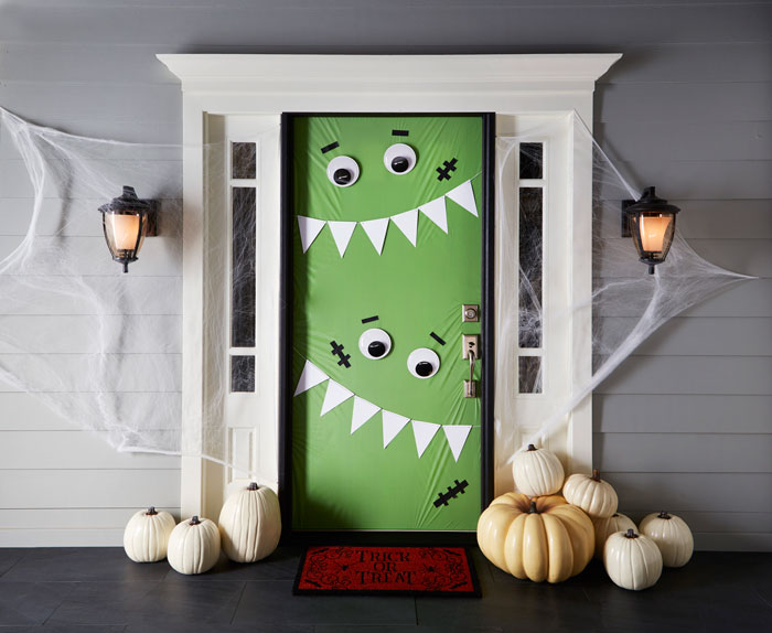 cute halloween outdoor decorations