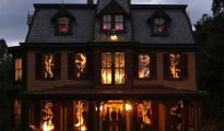 Halloween House Decorations
