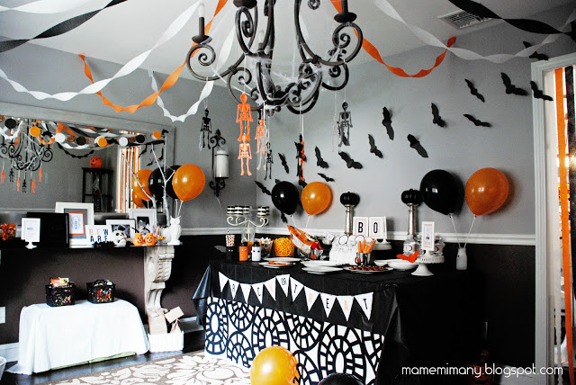 halloween party themes - Halloween Party Decoration Ideas