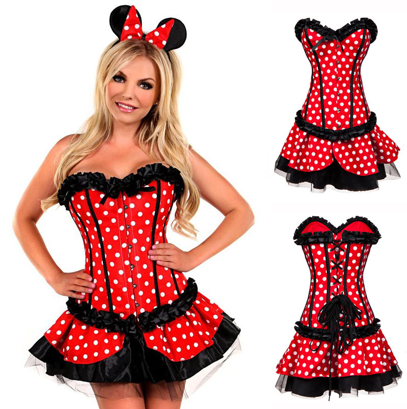 minnie mouse halloween costume 80s halloween costumes. Black Bedroom Furniture Sets. Home Design Ideas
