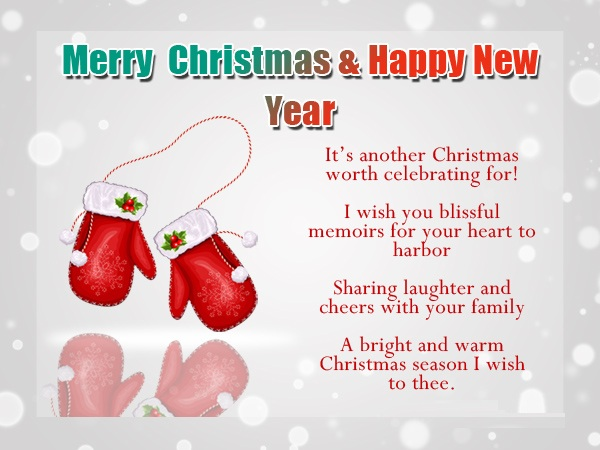 50+ Merry Christmas SMS, Messages, Wishes, Text & Greetings   Daily ...