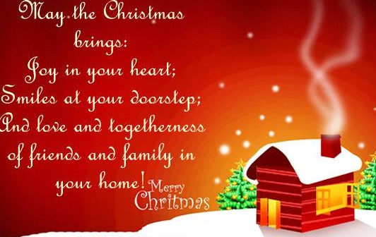 50+ Merry Christmas SMS, Messages, Wishes, Text & Greetings | Daily ...