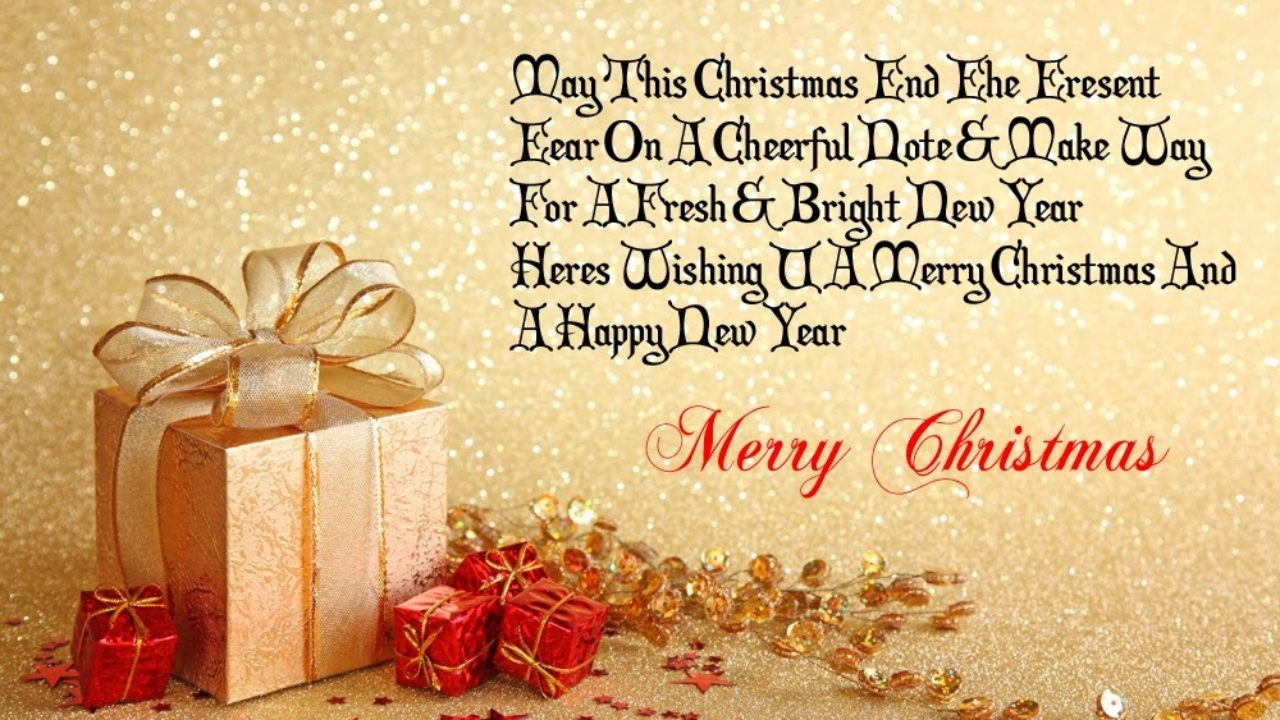 11++ Happy Christmas Quotes