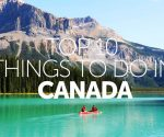 things to do in canada