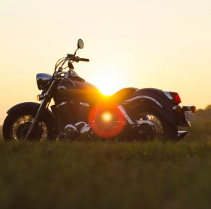 Road Tripping On A Motorcycle
