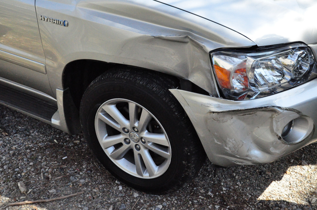 Mistakes That Car Crash Victims Make