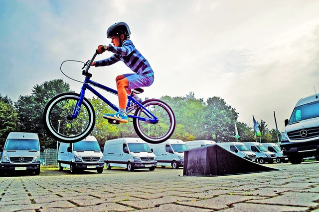 Keeping Kids On Their Bikes This Summer